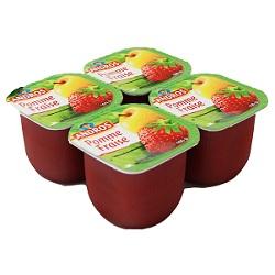 Andros pomme/fraise 100g