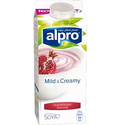Alpro mild&creamy grenade 750g