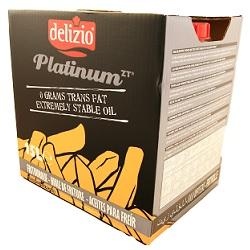 Huile friture Delizio platinium 15l
