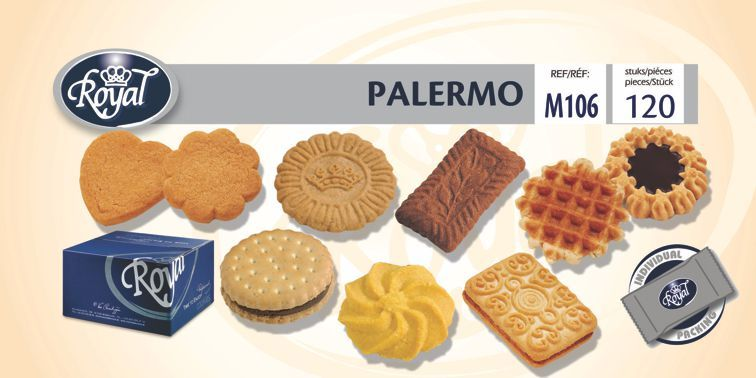Biscuits Palermo x120