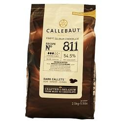 Chocolat noir callets 811 10kg