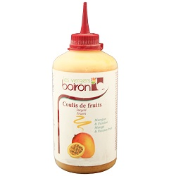 Coulis mangue/passion 500g