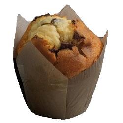 Muffin vanille/choco Dawn 100g x32