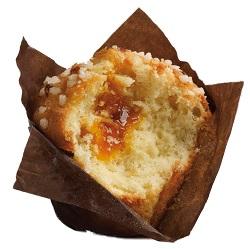 Muffin abricot Dawn 133g x24