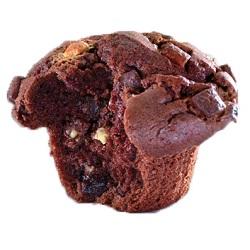 Muffin triple chocolat Dawn 123g x20
