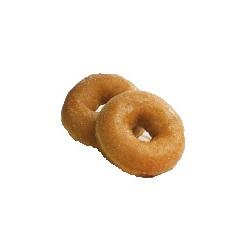 Mini donut glacé Dawn 25g x80