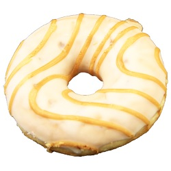 Donut caramel lacte Dawn 67g x36