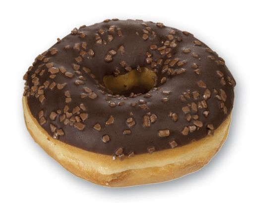 Donut glacé chocolat Dawn x72
