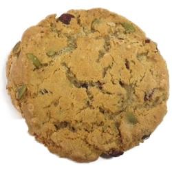 Cookie haver/cranberry/pompoen Dawn 76g x30