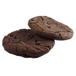 Cookie dubbele chocolade Dawn 103g x36