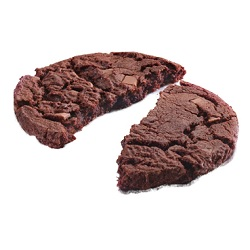 Cookie non-cuit double choco Dawn 80g x80