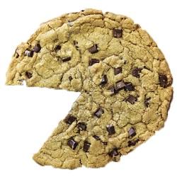 Cookie niet gebakken choco Dawn 200g x32