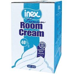 Crème 40% UHT Inex BIB 5l